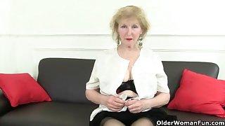 My favourite grandmas newcomer disabuse of the UK part duo
