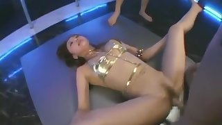 jap dance and twerk with a surprise 4
