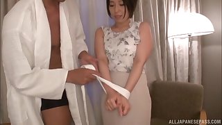 Hayano Ichika adores bringing off sexual intercourse games with her horny friend