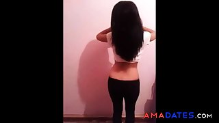 Turkish Young Girl Oriental Dance 4