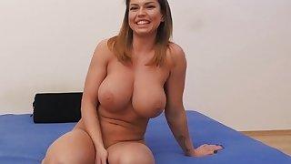 Lovely Czech Chloe Lamoure