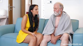 Jennifer Mendez magical grandpa with perfect dealings