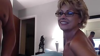Milf Couple Has Hot Intercourse On Camera