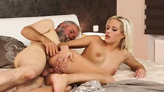 Old man fuck mom xxx Floor your girlcompanion and she