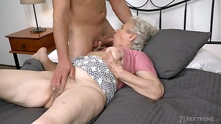 Agile sexual passion be worthwhile for grandma